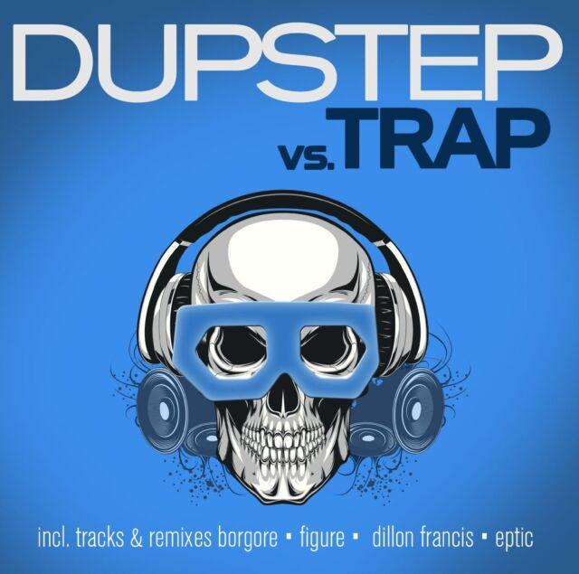 CD Dubstep vs. Trap von Various Artists