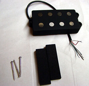 #3163 Guitar Jones 4 String Music Man Bass Guitar Pickup w/ Alnico Rods