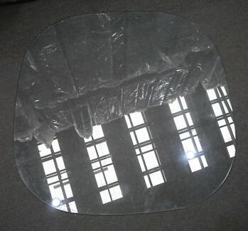 New Large Square Round Glass Table Top