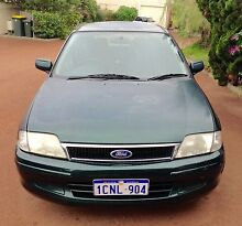 2002 Ford Laser Hatchback, automatic. 133479kms Claremont Nedlands Area Preview