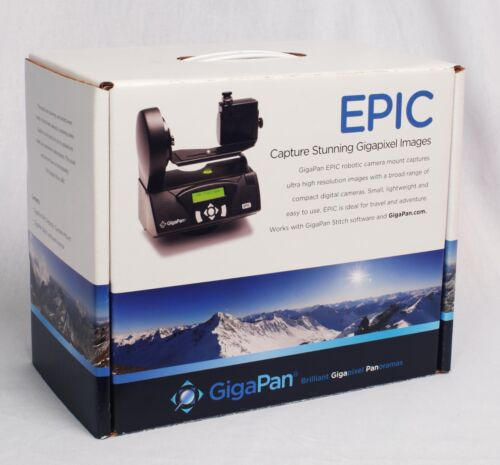 GigaPan EPIC Robotic Camera Mount