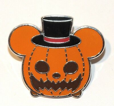 Disney Pin Trading Halloween Mickey Mouse Hat Pumpkin Carving Tsum Tsum Cutie](Halloween Pumpkin Carving Disney)