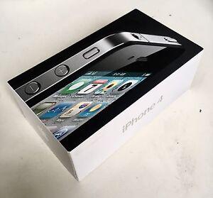 Unlocked iPhone4 - 16GB