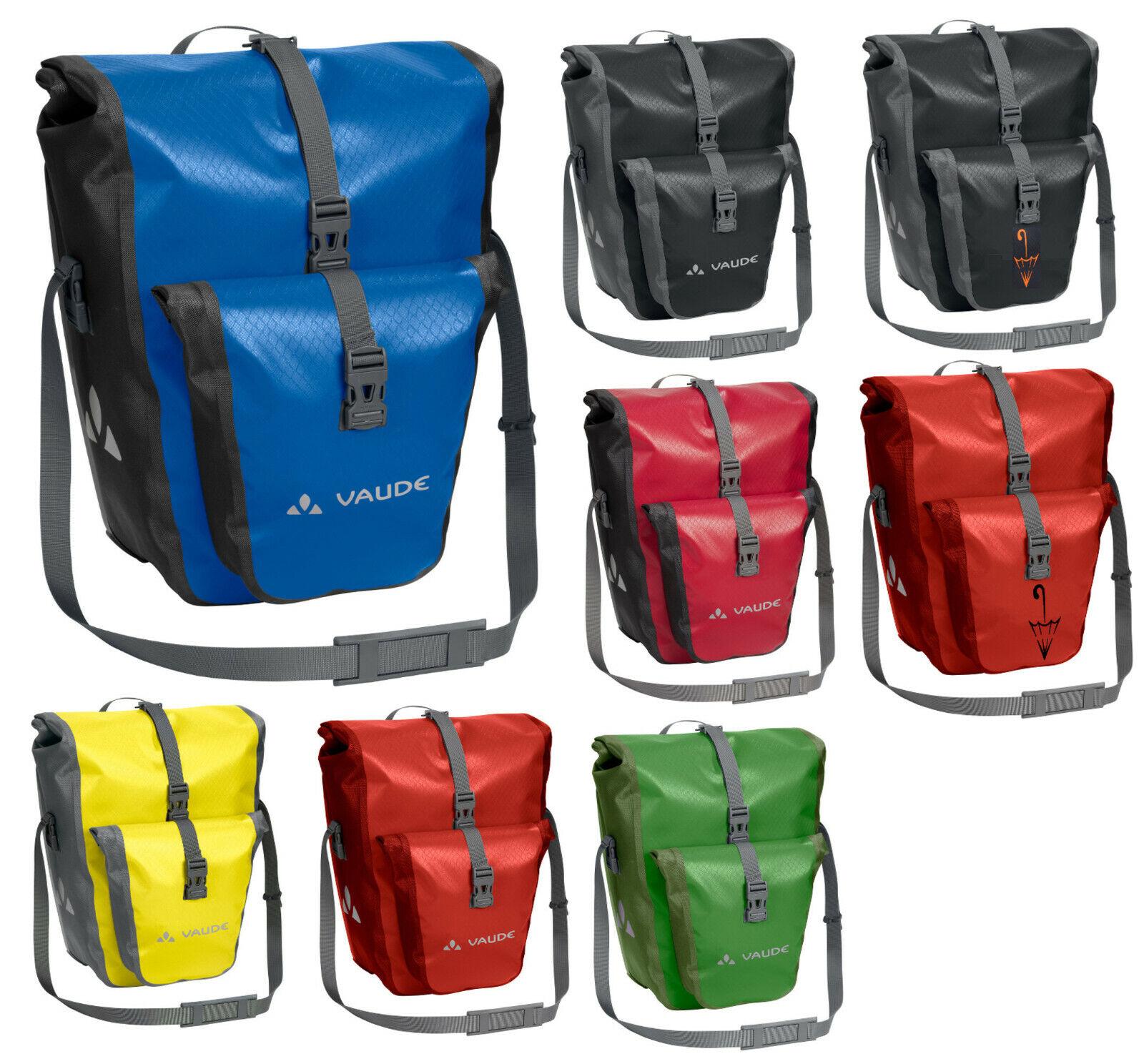 vaude Aqua Back Single Fahrradtache eine Radtasche Gepäckträgertasche