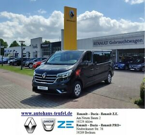 Renault Grand Trafic Life Blue dCi 150 FACELIFT ACC NAVI