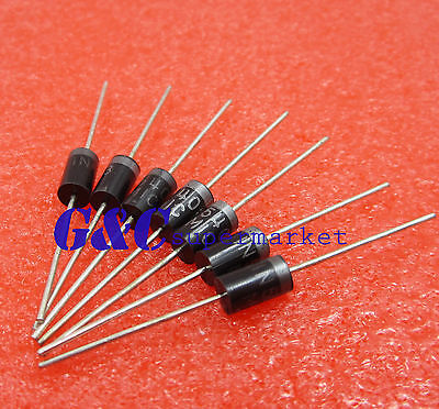 100PCS 1N5408 IN5408 3A 1000V Rectifier Diode New