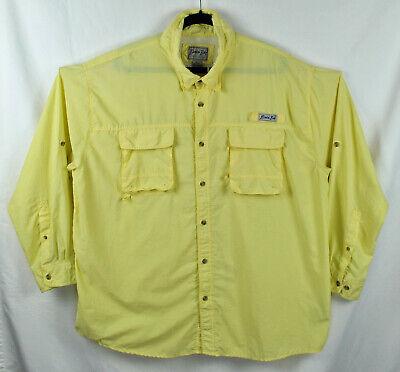 Pick Size//Color 30/% Off Bimini Bay Flats IV SS Fishing Shirt w//Blood Guard