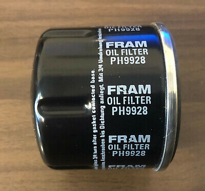 Fram Oil Filter - PH9928 Renault Clio 1.2 II / III / IV Car Engine Service Part