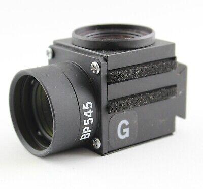 Olympus Bh-2 Bp545 G Green Tritc Fluorescence Microscope Filter Cube Bh2