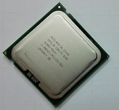 Intel Core 2 Quad Q9650 CPU SLB8W (E0) LGA775 FSB1333 45nm Good condition