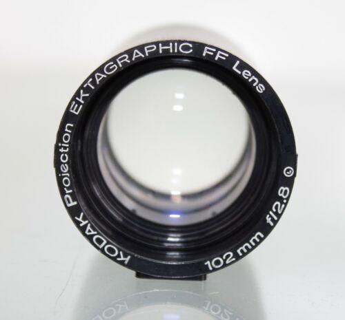 Kodak Ektagraphic FF Projection Lens - 102mm - f/2.8