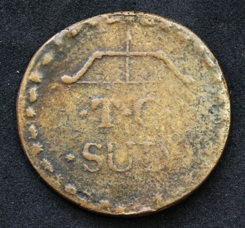 Mexico Oaxaca War of Independence T.C. 8 Reales SUD 1813 TIERRA CALIENTE KM# 248