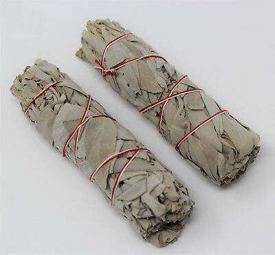Cast Iron Home Decor White Sage Smudge Stick 4