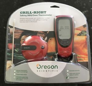 Brand new never been used BBQ thermometer