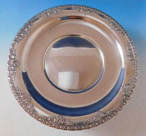 Normandie by Wallace Sterling Silver Serving Plate #4307-9 (#2198)