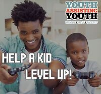 Youth Assisting Youth - Make a Difference as a Peer Mentor!