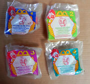 McDonalds Happy Meal Toys 1995