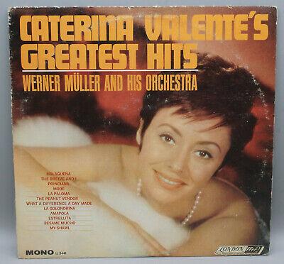 Caterina Valente's Greatest Hits - London Records  1965