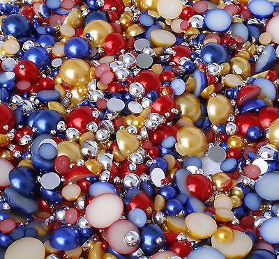 15g Dramarama mixed pearls