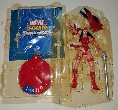 "Marvel Legends Showdown ELEKTRA Loose 3.75"" Figure 3 Pack ToyBiz Toy Biz 2005"