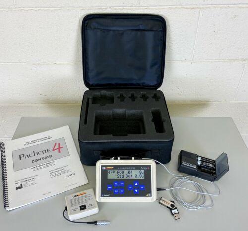 DGH Pachette 4, Portable Desktop Pachymeter, LOOK! Ships Free! Warranty!