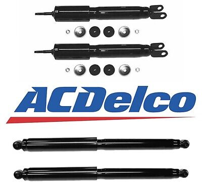 AC DELCO Advantage Shocks for 4WD 2000-2006 Silverado Sierra 1500 Chevy GMC