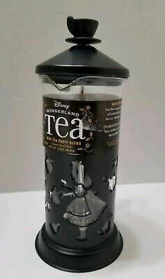 Alice In Wonderland Tea Press Mad Tea Party Blend Disney Theme Parks *READ](Wonderland Themes)