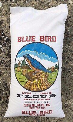 Blue Bird Flour 5 lbs Bag, The Native American Frybread Secret