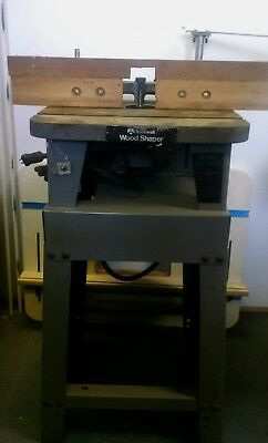 Rockwell Delta Wood Shaper With Fence