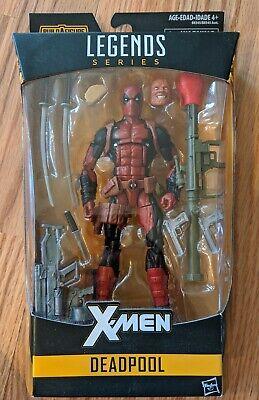 Marvel Legends Deadpool Juggernaut BAF Wave New MIB X-Men X-Force