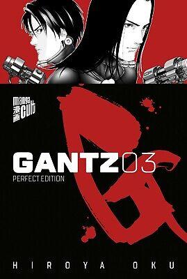 Gantz 3 - Cross Cult - Manga - deutsch - NEUWARE