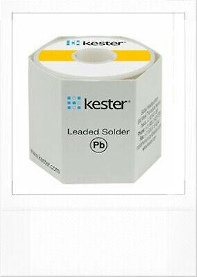 Kester 24-4060-0066 Leaded Solder Wire Rosin Sn40pb60 3.344 2.5mm .093 1lb