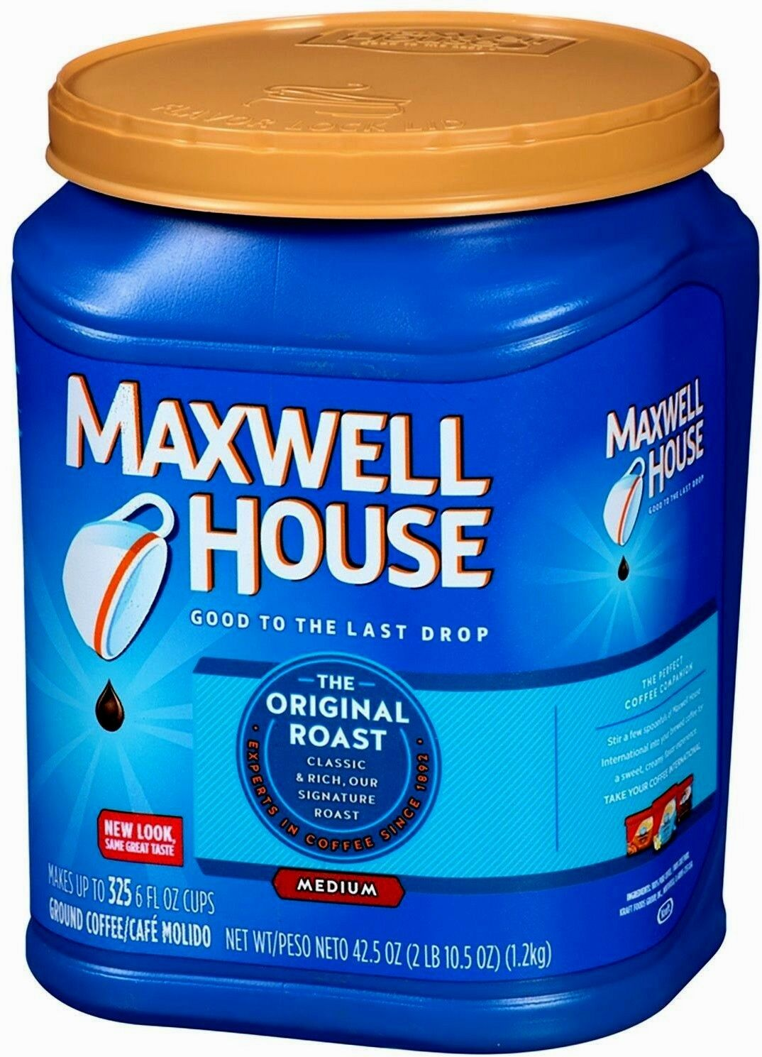 Maxwell House Ground Coffee Original Roast Blend Arabica