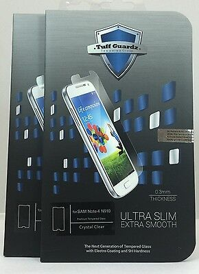 Lots Of 2 Best Premium Tempered Glass Screen Protector Samsung Galaxy