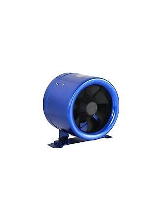"""Phresh 6"""" Hyper Fan Digital Mixed Flow Motor Air Hydroponics"""