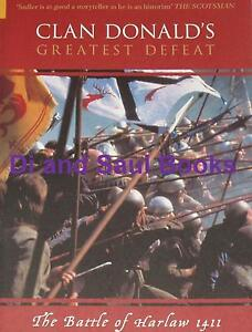 HARLAW-BATTLE-1411-CLAN-DONALD-Highlands-History-NEW-Scotland-Scottish-Military