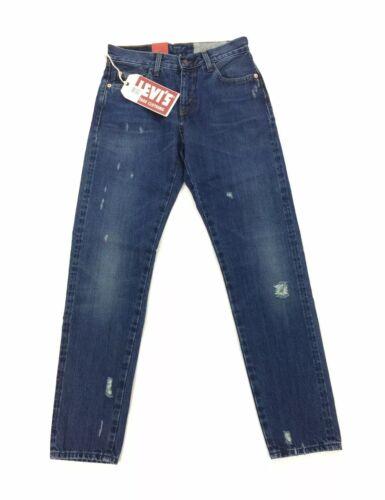 Levi's Vintage Clothing LVC 1967 505 Selvedge Jeans Blue Den
