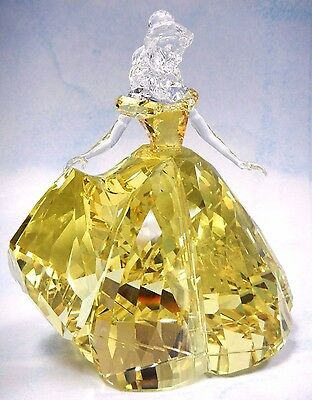 Belle Disney Beauty And The Beast Limited Edition 2017 Swarovski Crystal 5248590
