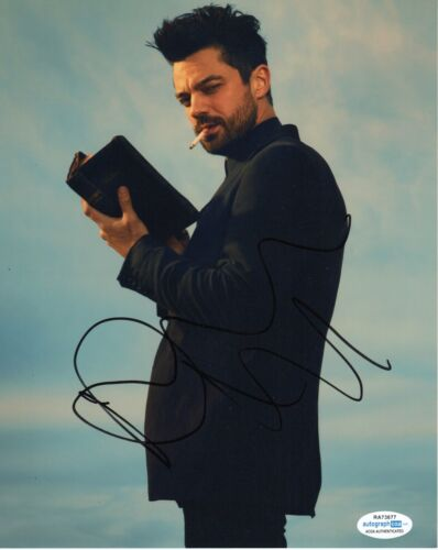 Dominic Cooper Preacher Autographed Signed 8x10 Photo ACOA #6
