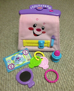 Fisher-Price Laugh & Learn Purse