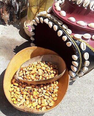 Maiz tostado con corojo 1 l/b 100% hecho a mano OSHA IFA PALO ESPIRITISMO💯