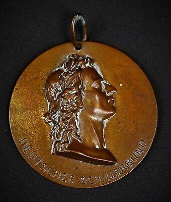 Medaille Deutscher Schillerbund
