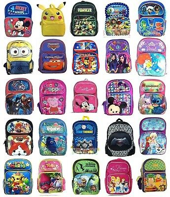 "16"" Large School Backpack Book Bag Backpack for Girls Boys Teenagers"