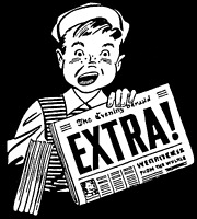 NEWSPAPER DELIVERY - CARRIERS WANTED! 514 823 4886