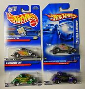 Hot Wheels 34 Ford