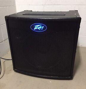Professional Peavey bass guitar amplifier combo 600W