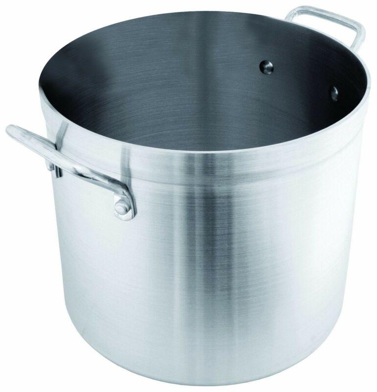 Crestware 120-Quart Aluminum Stock Pot