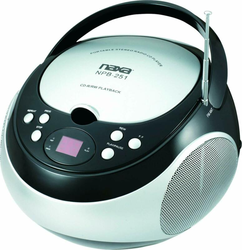 SMALL BOOMBOX CD PLAYER For Kids Boys Girls Portable With SP