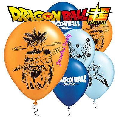 DRAGONBALL DRAGON BALL SUPER Birthday Party Balloon Balloons Decoration GOKU Z - Goku Party Supplies