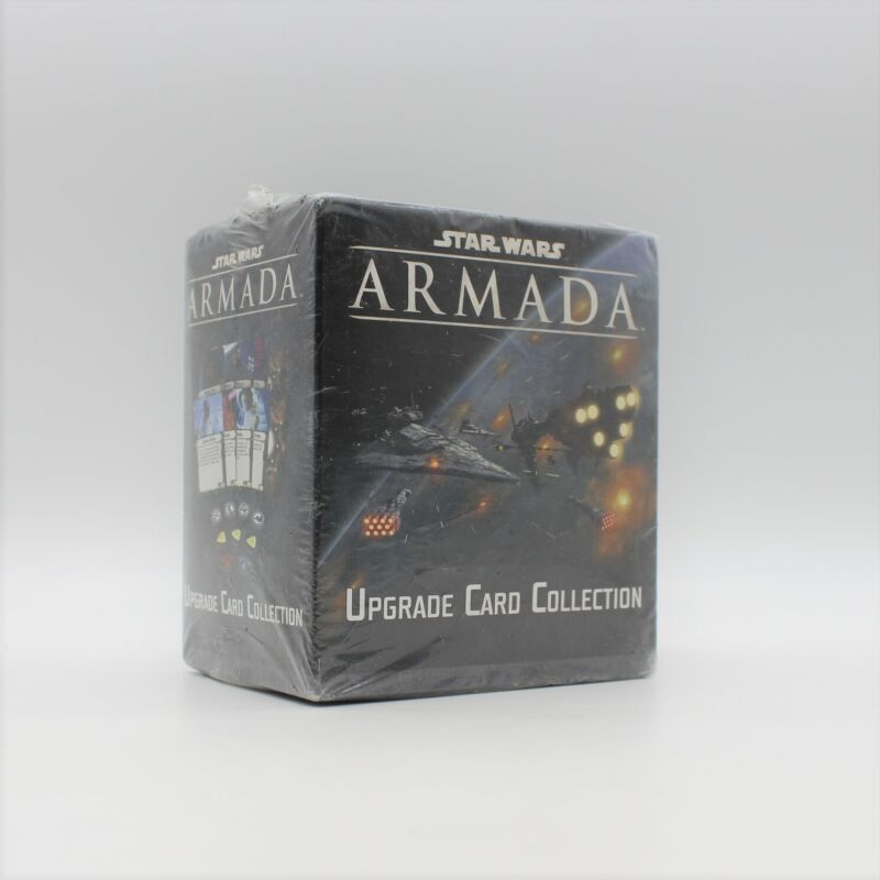 STAR WARS ARMADA Upgrade Card-Collection Brand New/Sealed IN HAND